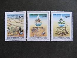 Mauritanie: TB Série N° 561 Au N° 563, Neufs XX. - Mauritania (1960-...)