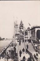 MINI PHOTO--RARE---PARIS 1900 Exposition--collection FELIX POTIN--N° 6---rue Des Nations--voir 2 Scans - Places