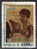 HONDURAS - 1973 - CENSIMENTO DELLA POPOLAZIONE - USATO - Honduras