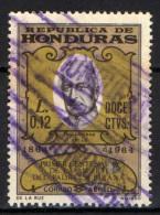 HONDURAS - 1965 - PAPA PIO IX - USATO - Honduras
