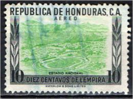 HONDURAS - 1956 - STADIO NAZIONALE - USATO - Honduras