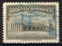 HONDURAS - 1949 - STADIO NAZIONALE - USATO - Honduras
