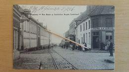 MESSINES - Rue Basse Et Institutions Royale - 1916 - Mesen