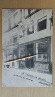BRUXELLES - A L'Epaule De Mouton - 1910 - Rare - Cafés, Hôtels, Restaurants