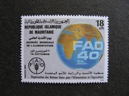 Mauritanie: TB N° 571, Neuf XX. - Mauritania (1960-...)