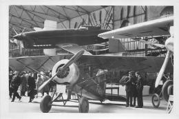 PHOTO SOUPLE CHALAIS-MEUDON MUSEE DE L'AIR DANS HANGAR A DIRIGEABLES AVION 98006 - Aviation