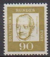 BRD 1961 MiNr.360y  ** Postfr.Bedeutende Deutsche ( 6849 )günstige Versandkosten - BRD