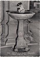Luca. Cattedrale Di San Martino. Acquasantiera (Matteo Civitali Sec. XV) - Belle-Arti