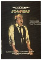 CPM - EDITIONS F. NUGERON - NE 256 - SCANNERS  - Un Film De David CRONENBERG - Posters On Cards