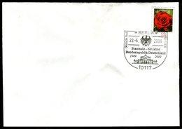 41073) BRD - Brief - SoST 10117 BERLIN Vom 22.05.2009 - 60 Jahre BRD - BRD