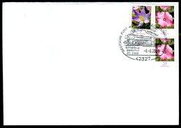41075) BRD - Brief - SoST 42327 WUPPERTAL Vom 06.06.2009 - 100 J.Bahnhof Vohwinkel, Dampflok BR 01 1066 - BRD