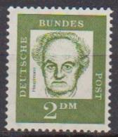 BRD 1961 MiNr.362y  ** Postfr.Bedeutende Deutsche ( 6852 )günstige Versandkosten - BRD