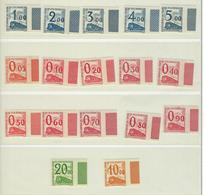 France, Colis Postaux, N° 31 à 47 ** Neuf ( Chemin De Fer ) - Parcel Post