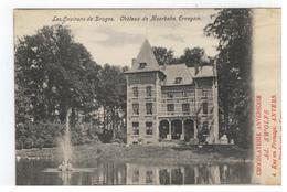 Eernegem: Les Environs De Bruges. Château De Moerbeke. Ernegem - Ichtegem