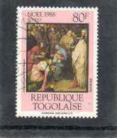 "TOGO : Tableau De Brueghel : ""L'Adoration Des Rois Mages"" - Noël - Peinture - Art - - Togo (1960-...)"