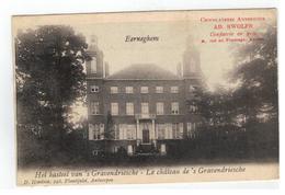 Eernegem: Eerneghem. Het Kasteel Van S'Gravendriesche - Le Château De S' Gravendriesche - Ichtegem
