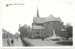 Larem NA1: Kerk Achterzijde - Geel