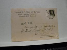 ARZACHENA       --- SASSARI  ---  FRATELLI COSSU DI  GAVINO - Sassari