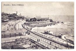 Genova - Lido D'Albaro - 1913. - Genova