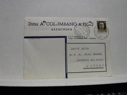 ARZACHENA       --- SASSARI  ---  DITTA  A. COLUMBANO  & FIGLI - Sassari