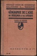 Gallouédec & Maurette - Géographie De L' Insulinde Et De L' Afrique - Hachette & Cie. - ( 1913 ) . - Books, Magazines, Comics
