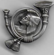 15e Bataillon De Chasseurs Alpins - Insigne Arthus Bertrand Paris - Army