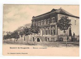 Souvenir De Hougaerde. - Maison Communale 1902 - Hoegaarden