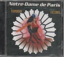 CD. Notre-Dame De Paris. Luc PLAMONDON - Richard COCCIANTE. Avec GAROU - Daniel LAVOIE - Patrick FIORI - Julie ZENATTI - Opera