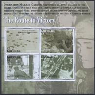 F725 GRENADA WORLD WAR II MARKET GARDEN ROUTE TO VICTORY 1KB MNH - 2. Weltkrieg