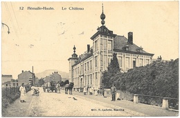 Flémalle-Haute NA6: Le Château 1920 - Flémalle