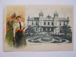 Monte-Carlo Le Casino - Monaco