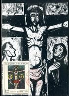 Tchécoslovaquie - Carte Maximum 1970 - Oeuvre De Hloznik - Tchécoslovaquie