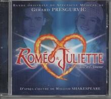 CD. ROMEO & JULIETTE De La Haine à L'Amour. BO Du Spectacle Musical De Gérard PRESGURVIC D'après SHAKESPEARE. - Opéra & Opérette