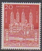 BRD 1961 MiNr. 366 ** Postfr. 900Jahre Kaiserdom Speyer ( 6864 )günstige Versandkosten - BRD