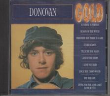 CD. DONOVAN. GOLD - 10 Titres - - Country & Folk