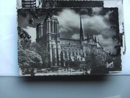 Frankrijk France Frankreich Parijs Paris Notre Dame Image - Notre-Dame De Paris