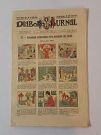 1916 N°16 - Diabolo Journal - Illustrateurs Dont G. Ri, Valvi Xake, Monnier, Benjamin Rabier - Un Parisien En Chine - Livres, BD, Revues