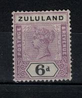 ZOULOULAND - - Yvert N° 18 - Grande-Bretagne (ex-colonies & Protectorats)