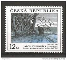 REP. CECA - 2002 JAROSLAV PANUSKA Abbandono, Alberi Nuovo** MNH - Alberi