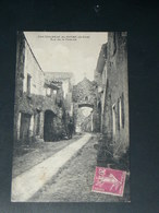 CHATEAUNEUF DU RHONE  / ARDT   Nyons   1910   /    RUE  .....  EDITEUR - Other Municipalities