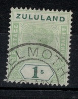 ZOULOULAND - - Yvert N° 19 - Grande-Bretagne (ex-colonies & Protectorats)