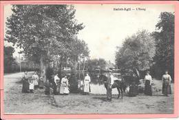 Saint Agil - L'etang - Francia
