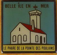 DD  252......ECUSSON.........BELLE ILE EN MER...... Département Du Morbihan, Dans Le Sud De La Bretagne. LE PHARE - Villes