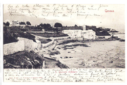 Genova - S. Giuliano D'Albaro. - Genova