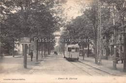 SPA 1918  AVENUE DU MARTEAU (Feldpost) - Spa