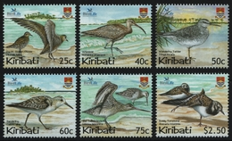 Kiribati 2004 - Mi-Nr. 917-922 ** - MNH - Vögel / Birds - Kiribati (1979-...)