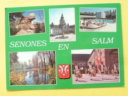 V5-1-DEP-88-vosges-senones-en Salm- Multivues-rattachee A La France 1793-- - Senones