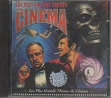 CD. LES PLUS GRANDS THEMES Du CINEMA. Le Grand Bleu - James Bond - Ghost - Le Jour Le Plus Long - Le Parrain - Furyo - - Soundtracks, Film Music