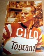 Cyclisme - Carte Hugo KOBLET - Equipe CILO 1958 - Editions Coups De Pédales - Cycling