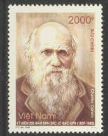 2009 VIETNAM  CHARLES DARWIN 1V - Vietnam